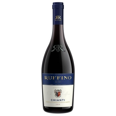 Ruffino Chianti DOCG Italian Red Wine - 750ml Bottle