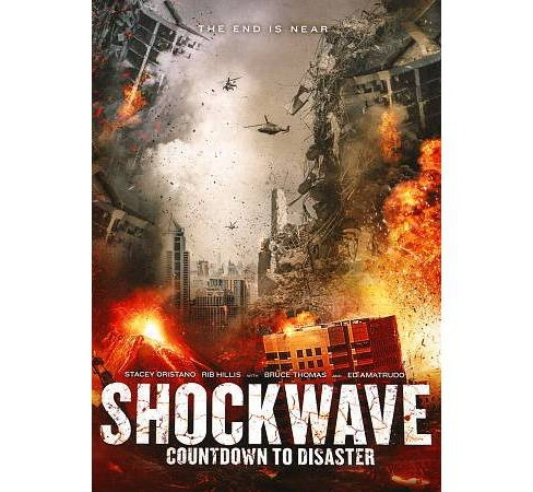 Shockwave:Countdown To Disaster (DVD) - image 1 of 1