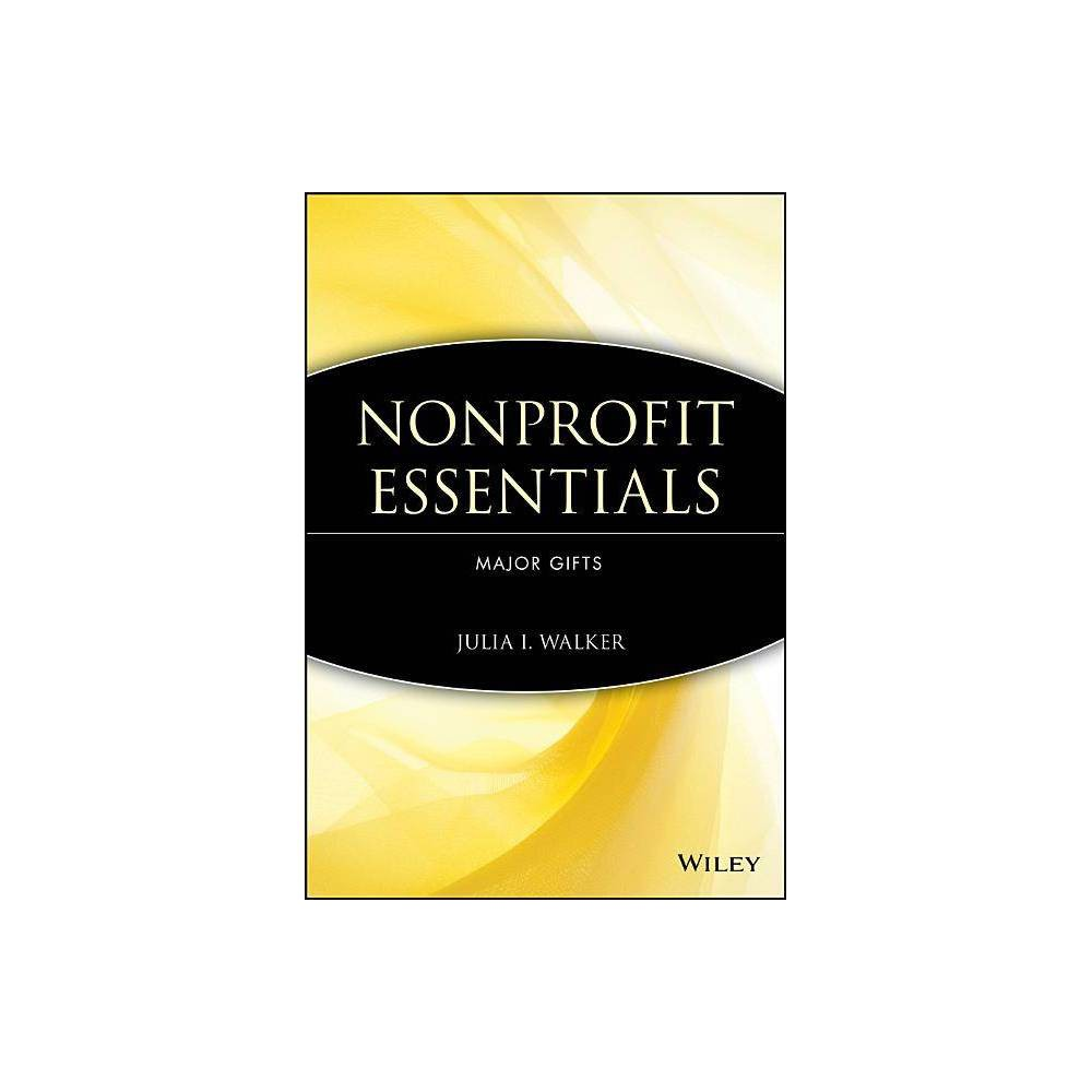 Nonprofit Essentials Afp Wiley Fund Development By Julia I Walker Paperback