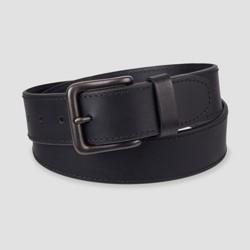 "Men's 1.38"" Casual Belt - Goodfellow & Co™ Black"