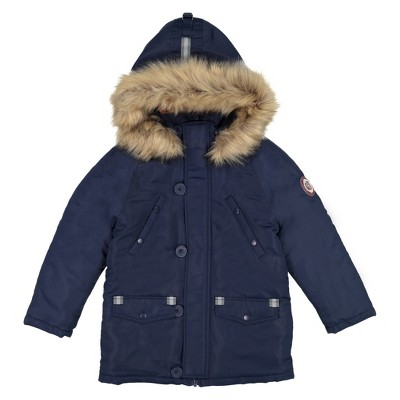 Andy & Evan  Toddler  Boys Water Resistant Parka