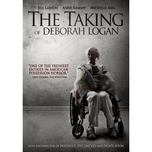 The Taking Of Deborah Logan Dvd 2020 Target
