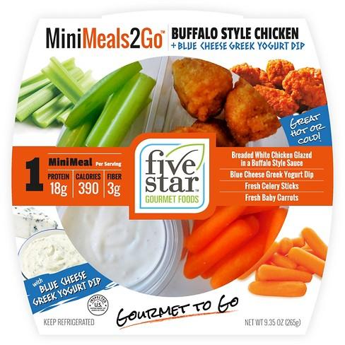 Minimeals2Go Buffalo Chicken Sandwich Snacks - 9.4oz - image 1 of 1