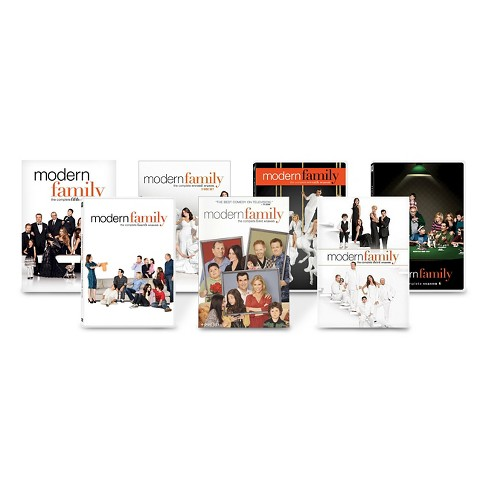 Modern Family Season 1-7 Bundle (DVD) - image 1 of 8