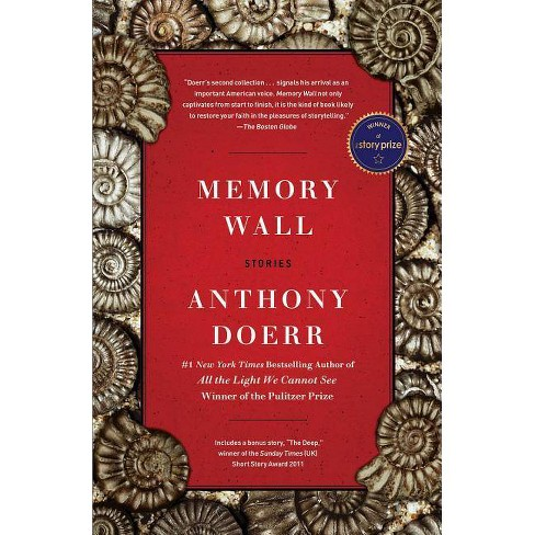 Memory Wall - by  Anthony Doerr (Paperback) - image 1 of 1
