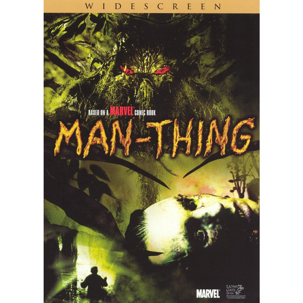 Man Thing (Dvd), Movies