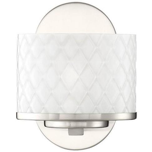"""Park Harbor PHVL3141 Sanderling Single Light 6-1/8"""" Wide LED Bathroom Sconce - image 1 of 4"""