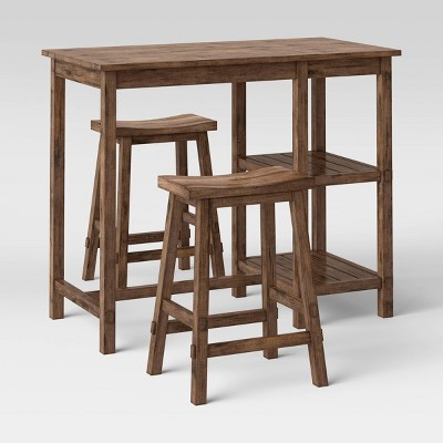 3pc Halifax Pub Dining Sets - Threshold™