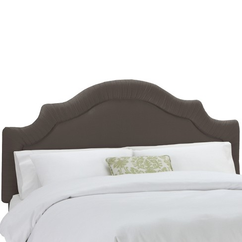 Shirred Notched Headboard - Skyline Furniture® - image 1 of 2