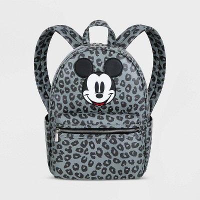 Kids' Disney Mickey Mouse Backpack - Gray - Disney Store