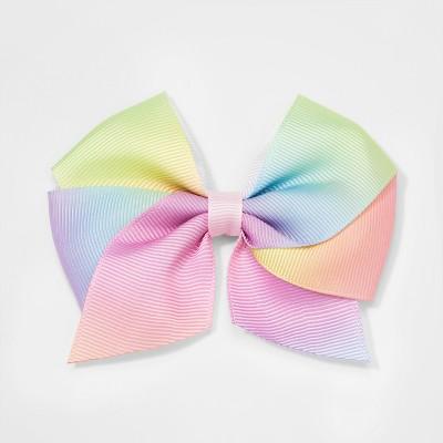 Girls' Ombre Rainbow Salon Clip - Cat & Jack™