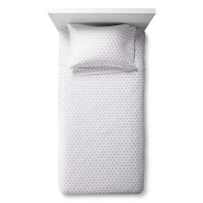 Metallic Hearts Sheet Set - Pillowfort™