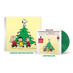 Vince Guaraldi Trio - A Charlie Brown Christmas (Lenticular) (Target Exclusive, Vinyl)