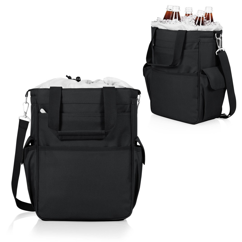 Image of Picnic Time Activo Cooler Tote - Black