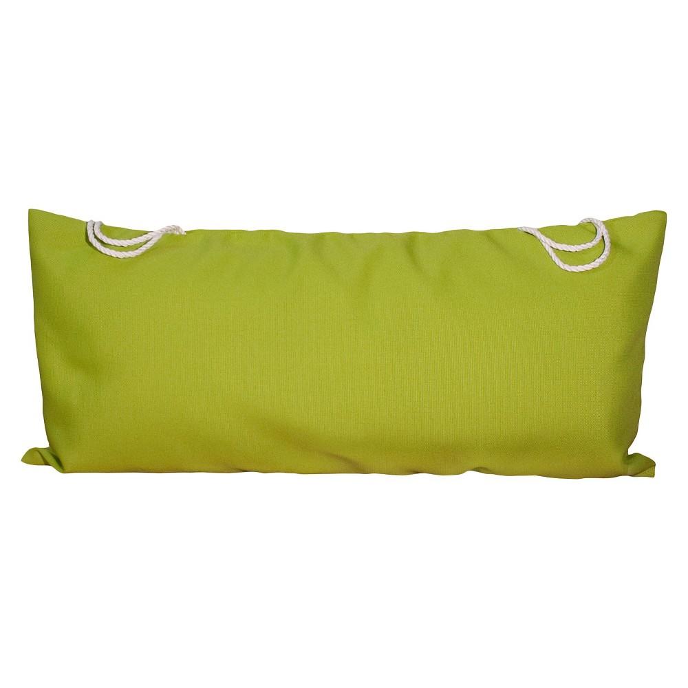 Algoma Deluxe Hammock Pillow - Cobble Willow, Green