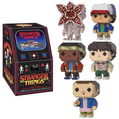 Funko POP! TV: Stranger Things - 8-Bit 5pc Arcade Box