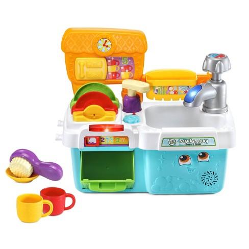 LeapFrog Scrub 'n Play Smart Sink - image 1 of 4