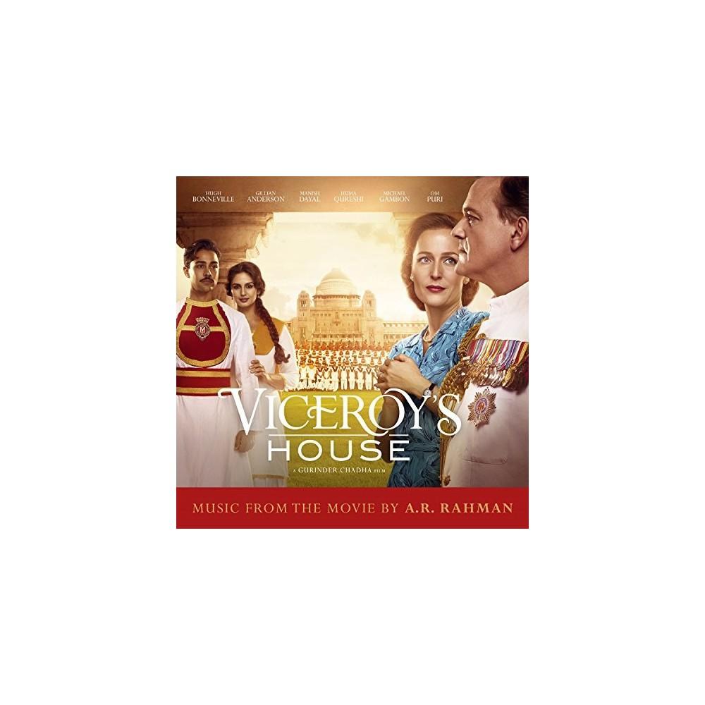 A.R. Rahman - Viceroy's House (Osc) (CD)