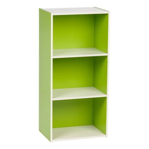 IRIS 3 Shelf Storage Unit - image 1 of 5