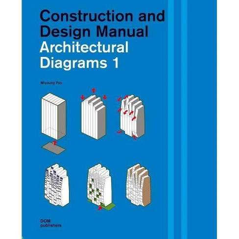 Architectural Diagrams 1 - by  Miyoung Pyo (Hardcover) - image 1 of 1