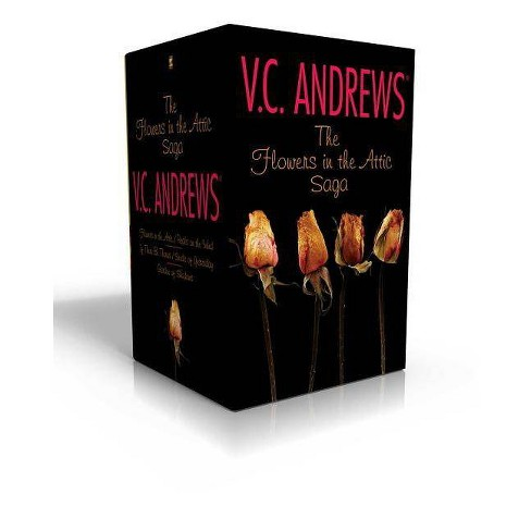 The Flowers in the Attic Saga - (Dollanganger) by  V C Andrews (Paperback) - image 1 of 1