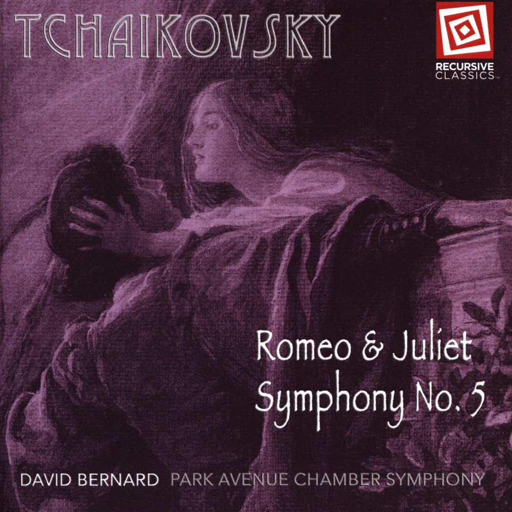 Park Avenue Chamber - Tchaikovsky:Sym No 5/Romeo And Juliet (CD)