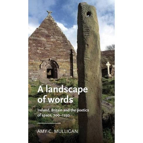 A landscape of words - (Manchester Medieval Literature and Culture) by  Amy C Mulligan (Hardcover) - image 1 of 1