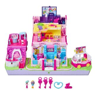 Shopkins Lil Secrets Secret Small Mall Playset