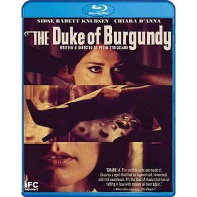 The Duke of Burgundy (Blu-ray)(2015)