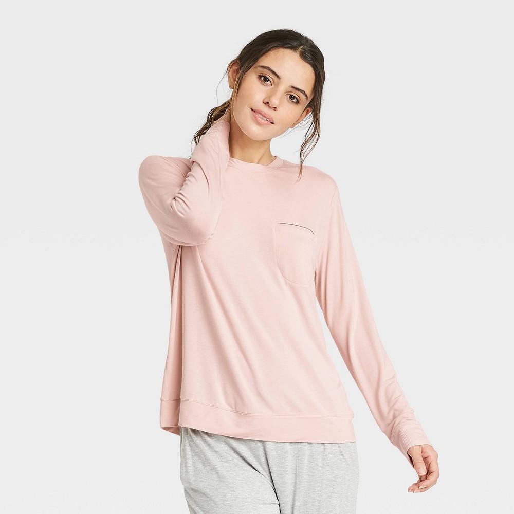 Women 39 S Beautifully Soft Long Sleeve T Shirt Stars Above 8482 Soft Pink S