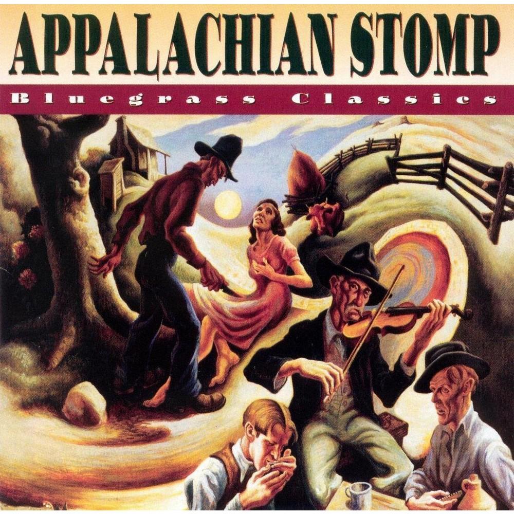 Various - Appalachian Stomp:Bluegrass Classics (CD)