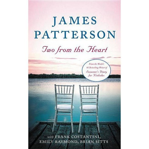 Two from the Heart -  by James Patterson (Paperback) - image 1 of 1