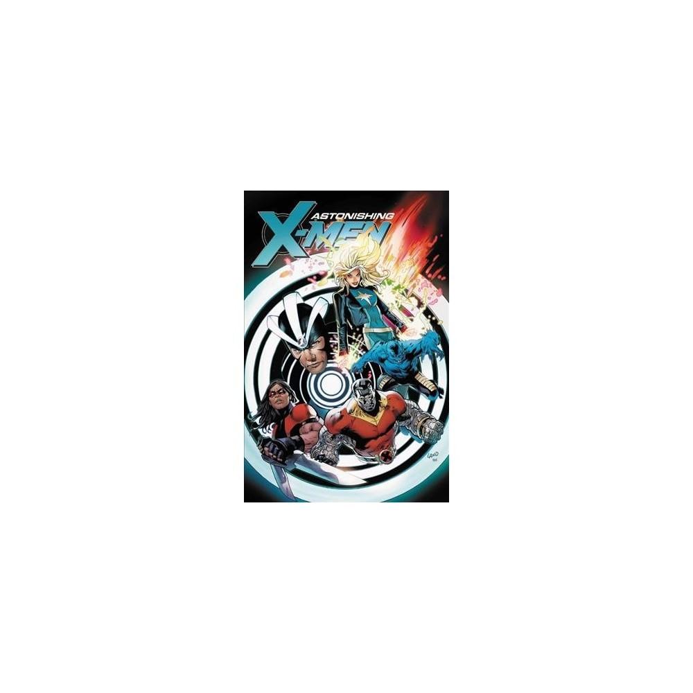Astonishing X-Men : Until Our Hearts Stop - by Matt Rosenberg (Paperback)