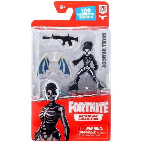 Fortnite Epic Games Battle Royale Collection Skull Ranger 2-Inch Mini Figure - image 1 of 1