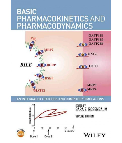 Basic Pharmacokinetics and Pharmacodynamics : An Integrated Textbook and Computer Simulations - image 1 of 1