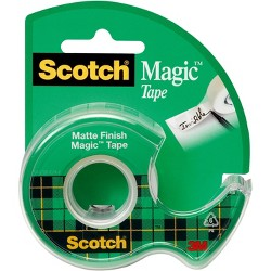 """Scotch Magic Tape, 3/4"""" x 700"""""""