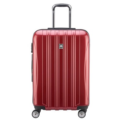 "DELSEY Paris Aero 21"" Expandable Carry On Spinner Suitcase"