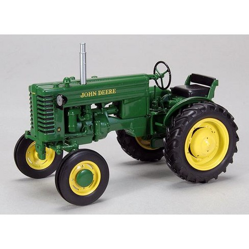 "John Deere 1947 Model ""M"" Wide Front Tractor 1/16 Diecast Model by Speccast - image 1 of 1"