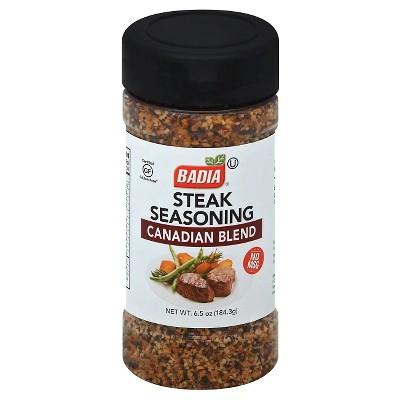 Badia Gluten Free Canadian Blend Steak Seasoning 6.5oz
