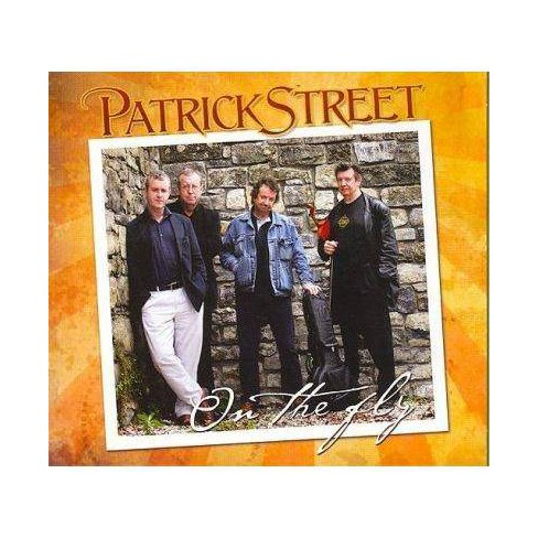 Patrick Street - On The Fly (CD) - image 1 of 1