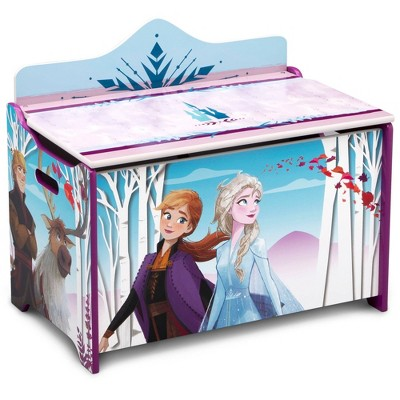 Disney Frozen 2 Deluxe Toy Box - Delta Children