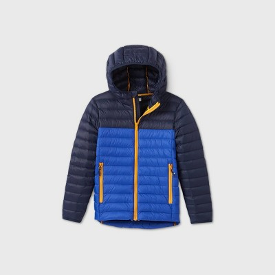 Boys' Packable Down Puffer Jacket - All in Motion™