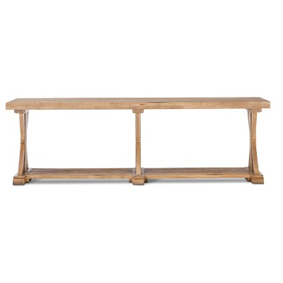 Harvester End of Bed Bench - Beekman 1802 FarmHouse