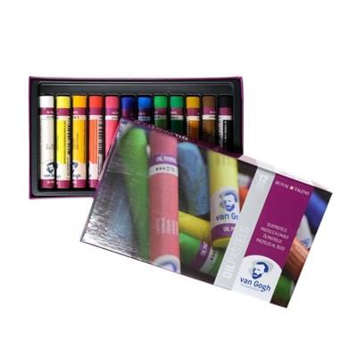 Superfine Oil Pastels Multicolor - Van Gogh