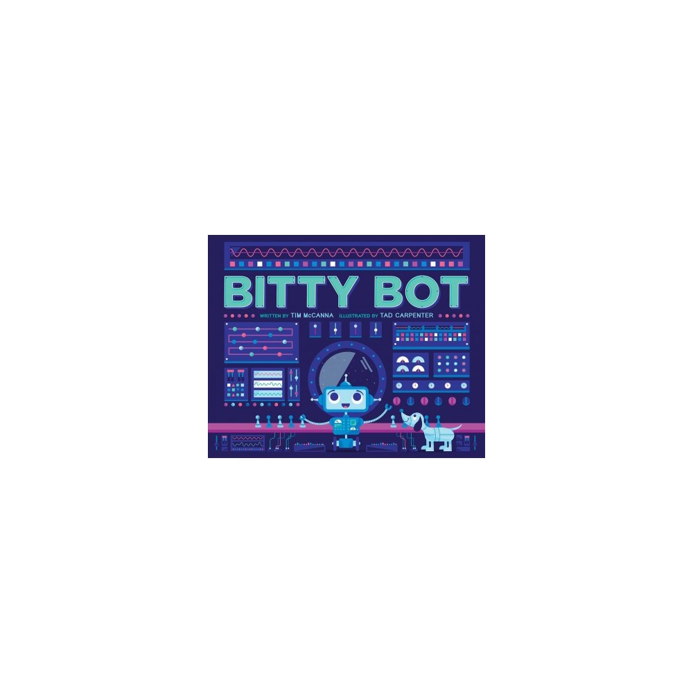 Bitty Bot (School And Library) (Tim McCanna)