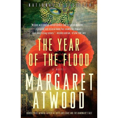 The Year of the Flood (Reprint) (Paperback) by Margaret Eleanor Atwood - image 1 of 1