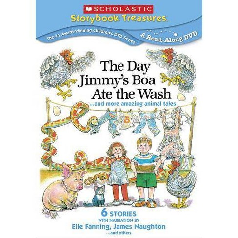 The Day Jimmy's Boa Ate The Wash (DVD) - image 1 of 1