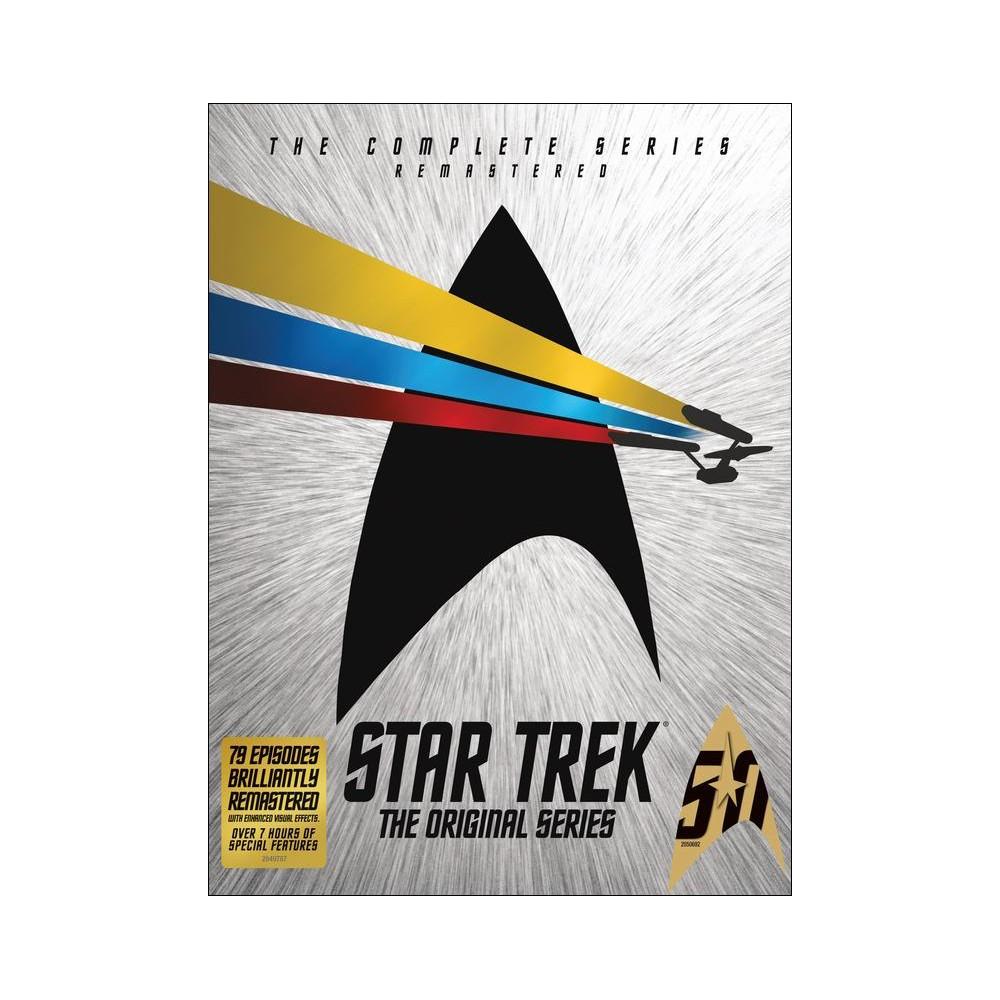 Star Trek The Original Series Complete Dvd Video Series