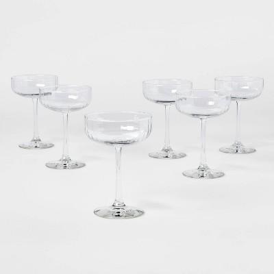 6pc Glass Saybrook Set - Threshold™
