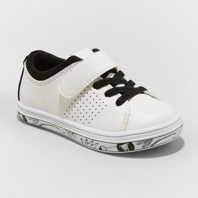 3da464b88 Toddler Boys Thornton Sneakers – Cat   Jack™ White 6 – Target ...